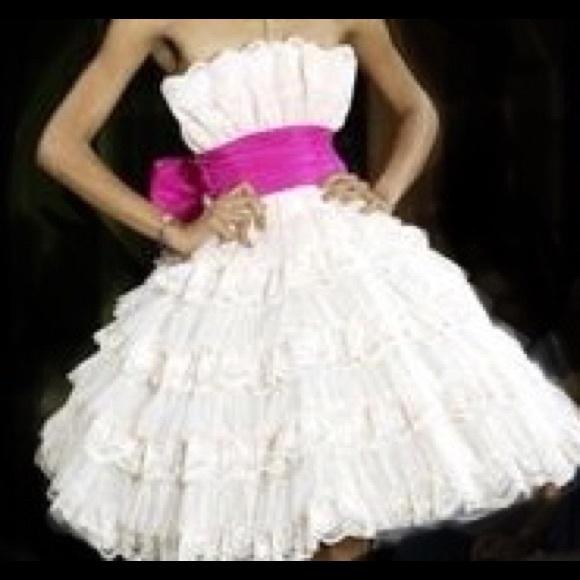 Betsey Johnson Dresses | Retro Unique Prom Dress | Poshmark